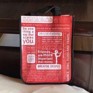Lululemon Reusable Small Shopping Bag